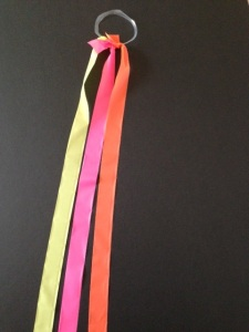 Sharron DIY StreamerRibbon